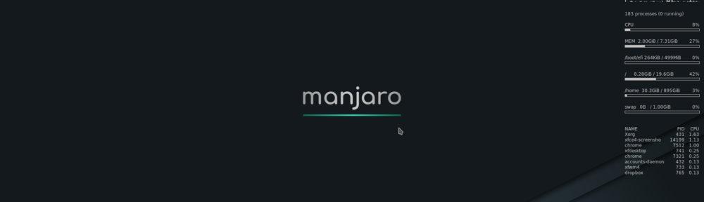 A Manjaro Review | Myopicjazz